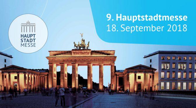 9. Hauptstadtmesse der Fonds Finanz in Berlin